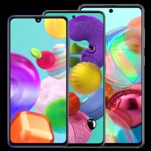 Galaxy A41 | A51 | A71