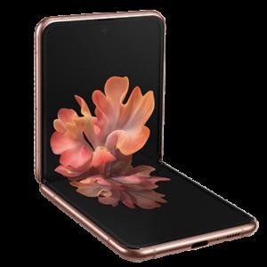Galaxy Z Flip 5G (Senojo įrenginio vertė - dvigubėja)